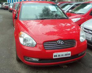 Red Color Hyundai Verna 1.6 GLS - Ranchi