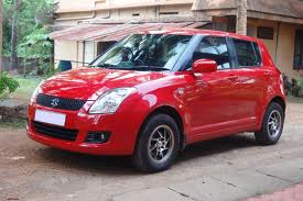 Red Color Swift VDI For Sale - Allahabad