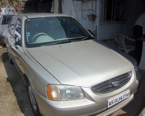 Second Owner Hyundai Accent GLE Golden - Gujarat
