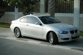 Silver BMW 320L For Sale - Allahabad