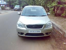 Single Owner Used Ford Fiesta ZXI For Sale - Ahmedabad