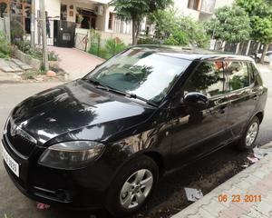 Skoda Fabia TDI Elegance  Black for sale - Ahmedabad