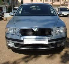 Skoda Laura Ambient in white colour for sale - Guwahati