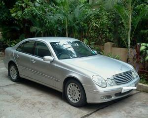 USED Mercedes-Benz E-Class 240 V6 AT - Dhanbad