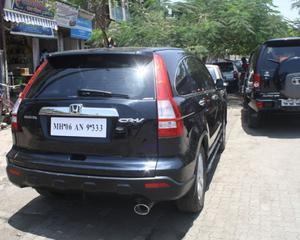 Used Honda CR-V 2.4 MT - Dhanbad