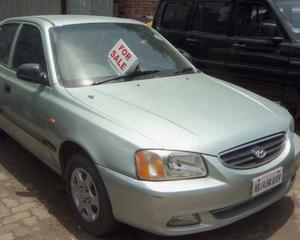 Used Hyundai Accent Gvs For Sale - Guwahati
