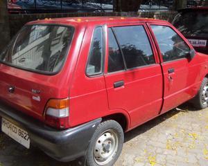 Used Maruti 800 AC BSIII in Allahabad - Allahabad