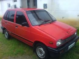 Used Maruti 800 AC LPG For Sale - Allahabad