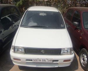 Used Maruti Zen VX For Sale - Srinagar