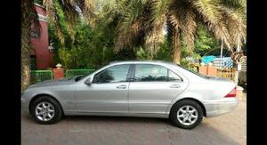 Used Mercedes-Benz S-Class S 500