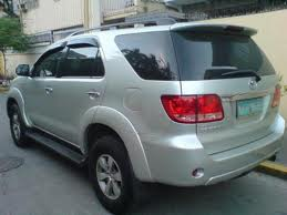 Used Toyota Fortuner 3.0 Diesel For Sale in Mumbai - Mumbai