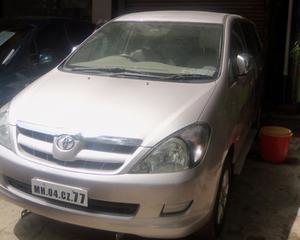 Used Toyota Innova 2.5 G Diesel 8 Seater BS IV sale -