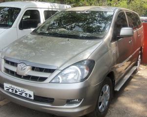 Used Toyota Innova 2.5 G4 Diesel 8-Seater - Amritsar