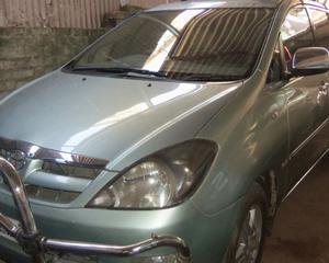 Used Toyota Innova 2.5 V Diesel 8-Seater For Sale - Guwahati