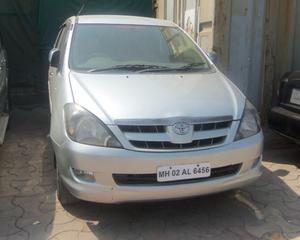 Used Toyota Innova 2.5 V Diesel 8-Seater For Sale - Srinagar