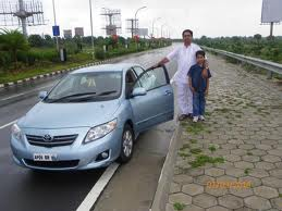 White Color Corolla H2 For Sale - Jabalpur