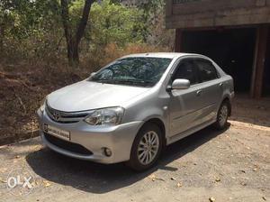 Toyota Etios petrol  Kms  year