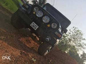 Mahindra Thar diesel  Kms