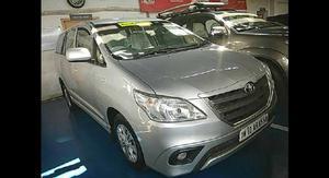 Used Toyota Innova [ G 7 STR BS-III
