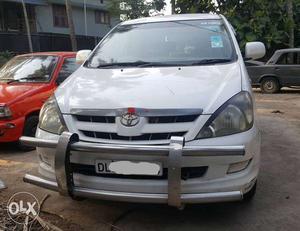 Toyota Innova G4 Delhi reg with noc