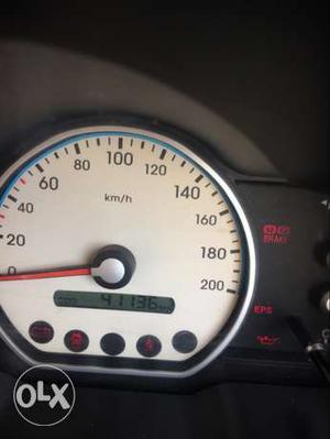 Hyundai i10 sportz, 1.2 petrol  Kms