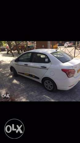 8 Months old Cng fitted Hyundai Xcent For Sale 25K km