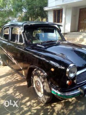 Hindustan Motors Ambassador diesel 222 Kms  year