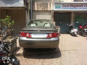 Honda City Zx petrol  Kms
