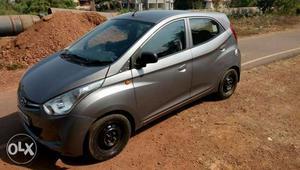 Hyundai Eon Magna + petrol  Kms