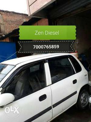 Maruti Suzuki Zen diesel  Kms