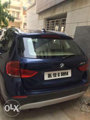 BMW X1 diesel  Kms