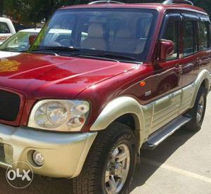 Mahindra Scorpio Slx 2.6 Turbo 7 Str, , Diesel