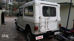 Mahindra MM540 short chassis jeep 2 X 4