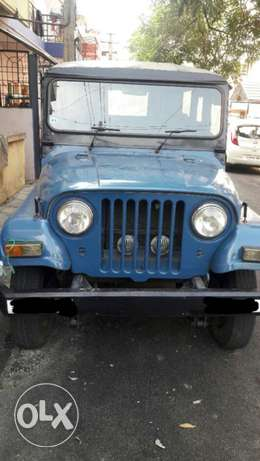 Mahindra mm 540 jeep diesel  Kms  year