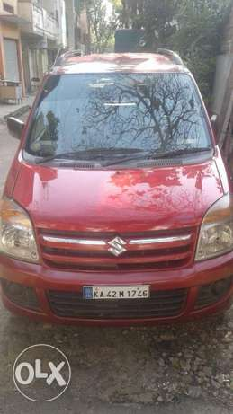 Maruti Suzuki WagoR  model LXI in good condition