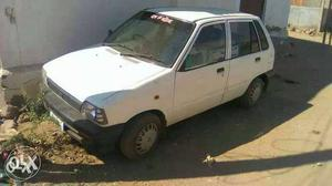 Maruti Suzuki 800 petrol  Kms finel price