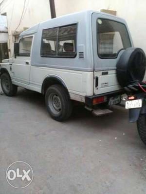 Maruti Suzuki Gypsy petrol  Kms
