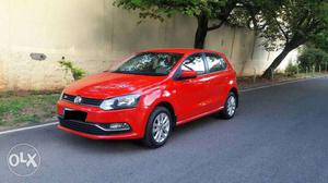 Volkswagen Polo.GT, TSI, automatic,petrol,  Kms