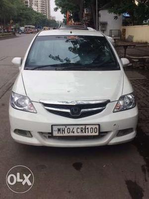 Honda City Zx cng  Kms