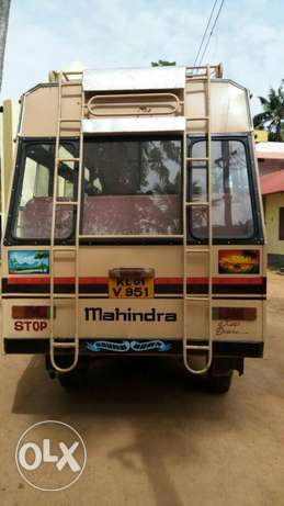 Mahindra Others diesel  Kms  year mob: