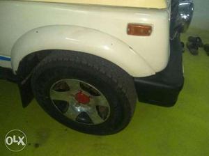 Maruti Suzuki Gypsy King Ht Bs-iii, , Petrol