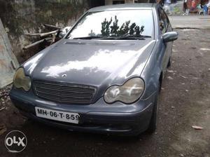Mercedes-benz C-class, , Petrol