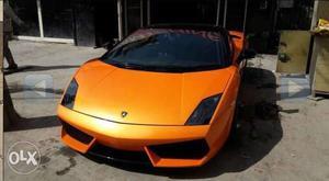 Hey iam selling my Lamborghini gallardo Genuine