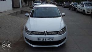 VW Polo HighLine Diesel / White