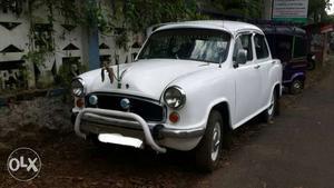 Hindustan Motors Ambassador diesel