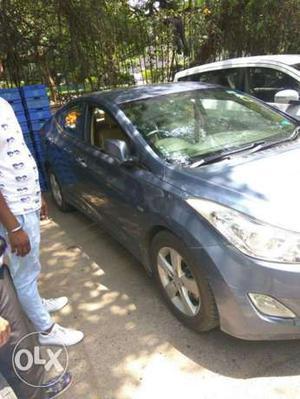 Hyundai Elantra 1.8 Sx Mt, Diesel