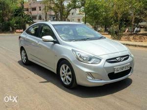 Hyundai Verna Fluidic 1.6 Crdi Sx, Diesel