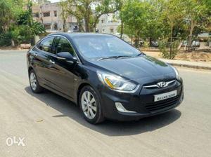 Hyundai Verna Fluidic 1.6 Crdi Sx Opt, Diesel