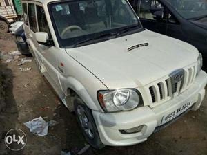 Mahindra Scorpio Sle Bs-iii, Diesel