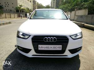 Audi A4 2.0 Tdi Multitronic, Diesel